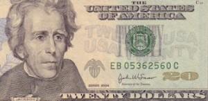 US $20
