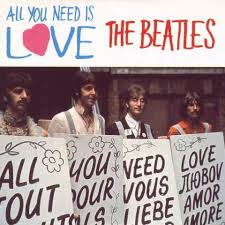 "The Beatles ""All You Need Is Love"""